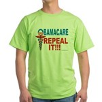 WIB-Repeal It! Green T-Shirt