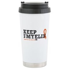 Cute Health and health conditions Stainless Steel Travel Mug