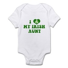 I Love My Irish Aunt Infant Bodysuit