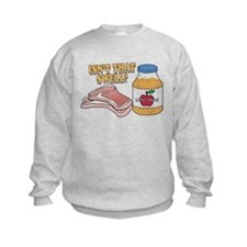 Pork Chops and Applesauce Sweatshirt