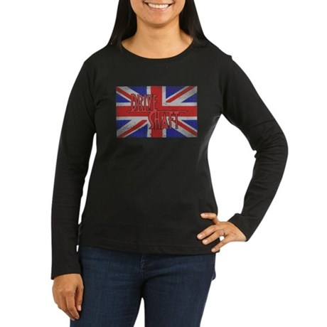 Drive Shaft LOST Womens Long Sleeve Dark T-Shirt