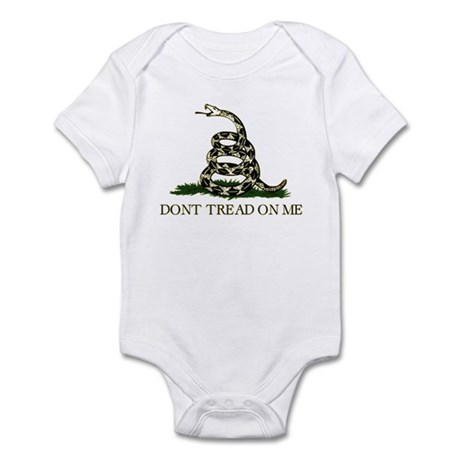 Don't Tread On Me - Infant Bodysuit