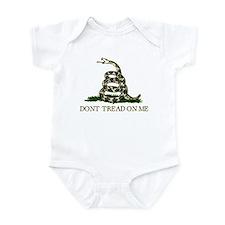 Don't Tread On Me - Infant Bodysuit