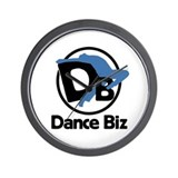 Dance Biz Wall Clock