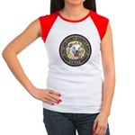 Salt Lake County SWAT Women's Cap Sleeve T-Shirt