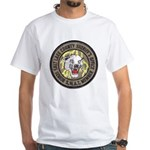 Salt Lake County SWAT White T-Shirt