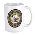 Salt Lake County SWAT Large Mug