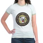 Salt Lake County SWAT Jr. Ringer T-Shirt
