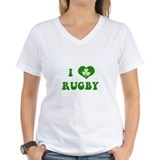 I Love Rugby Shirt