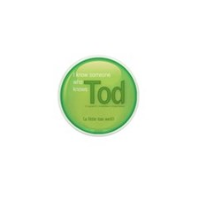 I know someone who knows Tod mini button (100 pk)
