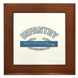 INFANTRY Framed Tile