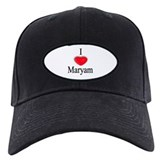 Maryam Baseball Hat