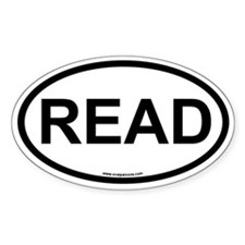 READ Bumper Stickers