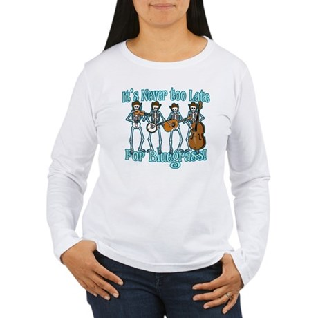 Bluegrass Beyond Women's Long Sleeve T-Shirt