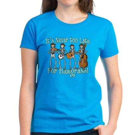 Bluegrass Beyond Women's Dark T-Shirt