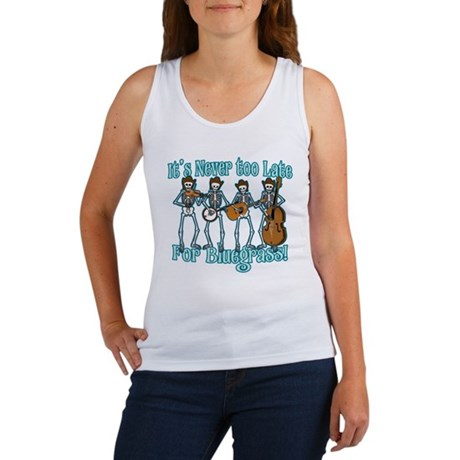 Bluegrass Beyond Women's Tank Top