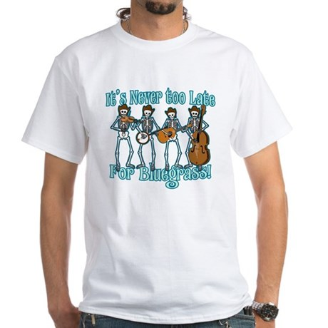 Bluegrass Beyond White T-Shirt