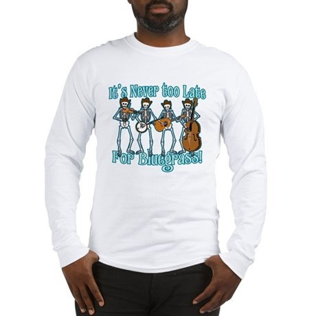 Bluegrass Beyond Long Sleeve T-Shirt