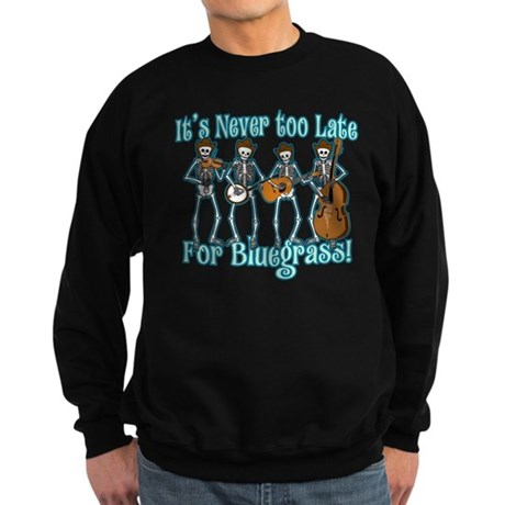 Bluegrass Beyond Sweatshirt (dark)