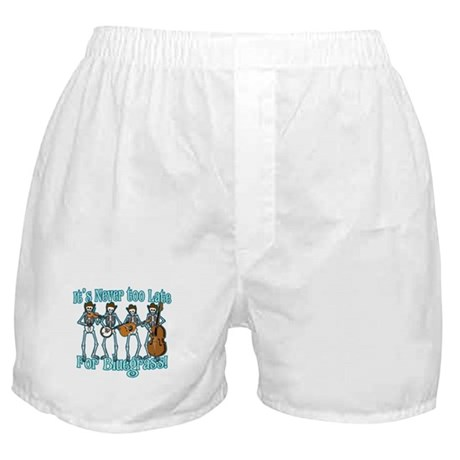 Bluegrass Beyond Boxer Shorts