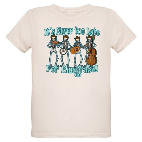 Bluegrass Beyond Organic Kids T-Shirt