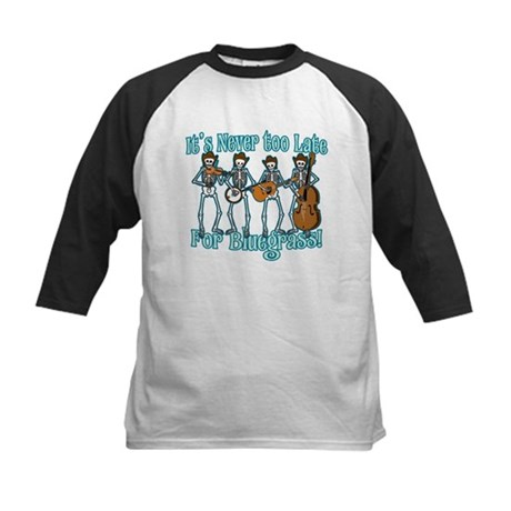 Bluegrass Beyond Kids Baseball Jersey