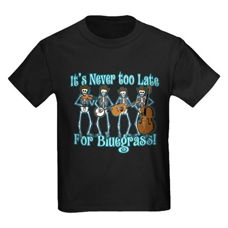 Bluegrass Beyond Kids Dark T-Shirt