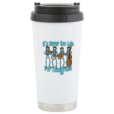 Bluegrass Beyond Ceramic Travel Mug