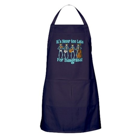 Bluegrass Beyond Apron (dark)