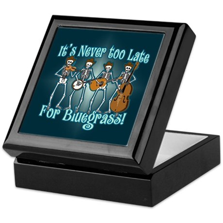 Bluegrass Beyond Keepsake Box