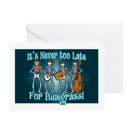 Bluegrass Beyond Greeting Card