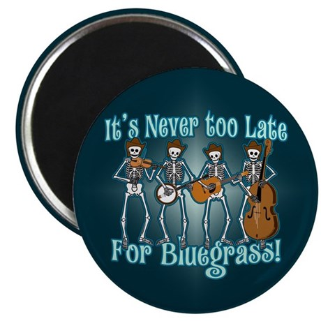"Bluegrass Beyond 2.25"" Magnet (100 pack)"