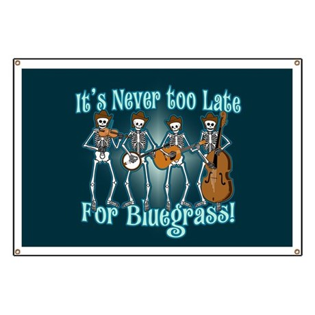 Bluegrass Beyond Banner