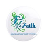 "Faith 3.5"" Button"