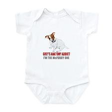 Grey's Anatomy Addict Infant Bodysuit