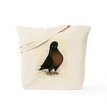 Kite Tumbler Pigeon Tote Bag