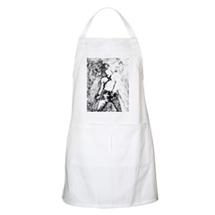 X harness full2 BBQ Apron