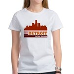 Detroit Is For Lovers Women's T-Shirt