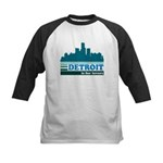 Detroit Is For Lovers Kids Baseball Jersey