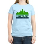 Detroit Is For Lovers Women's Light T-Shirt