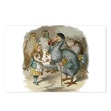 Alice and the Dodo Postcards (Package of 8)