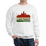 Detroit Is For Lovers Sweatshirt
