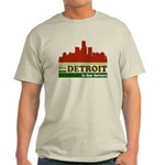 Detroit Is For Lovers Light T-Shirt