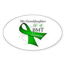 Granddaughter BMT Survivor Decal