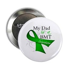 "Dad BMT Survivor 2.25"" Button (100 pack)"