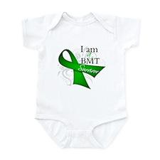 I'm a BMT Survivor Infant Bodysuit