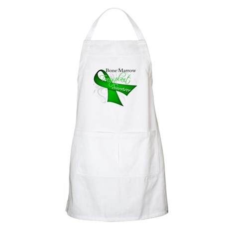 Ribbon BMT Survivor Apron