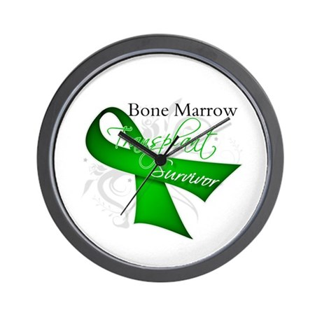 Ribbon BMT Survivor Wall Clock