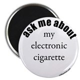 "...my electronic cigarette 2.25"" Magnet (10 pack)"