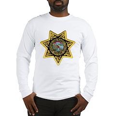 Metro Transit Police Long Sleeve T-Shirt